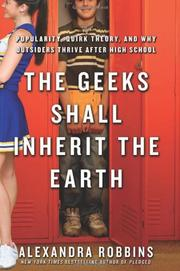 Book Cover for THE GEEKS SHALL INHERIT THE EARTH