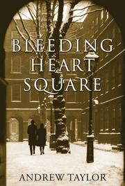 Cover art for BLEEDING HEART SQUARE