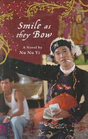 SMILE AS THEY BOW by Nu Nu Yi