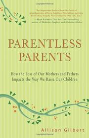 Book Cover for PARENTLESS PARENTS