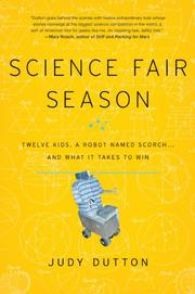 Book Cover for SCIENCE FAIR SEASON