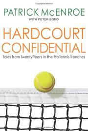 HARDCOURT CONFIDENTIAL by Patrick McEnroe