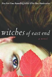 Cover art for WITCHES OF EAST END