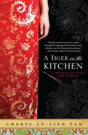 Book Cover for A TIGER IN THE KITCHEN