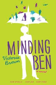 MINDING BEN by Victoria Brown