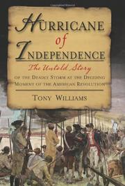 Cover art for HURRICANE OF INDEPENDENCE