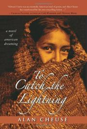 Cover art for TO CATCH THE LIGHTNING