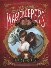 MAGICKEEPERS by Erica Kirov