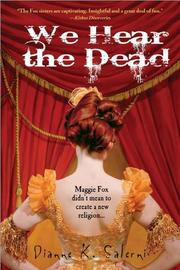Cover art for WE HEAR THE DEAD