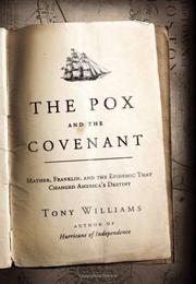 Book Cover for THE POX AND THE COVENANT