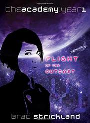 Cover art for FLIGHT OF THE OUTCAST