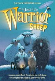 Cover art for THE QUEST OF THE WARRIOR SHEEP