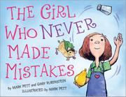 Cover art for THE GIRL WHO NEVER MADE MISTAKES
