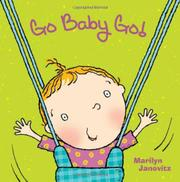 Book Cover for GO, BABY, GO!