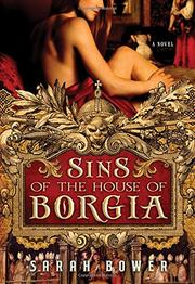 Cover art for SINS OF THE HOUSE OF BORGIA