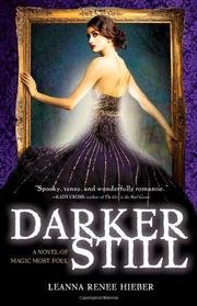 Cover art for DARKER STILL