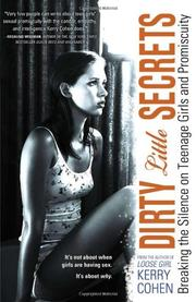 Book Cover for DIRTY LITTLE SECRETS