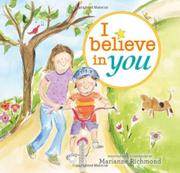 Book Cover for I BELIEVE IN YOU