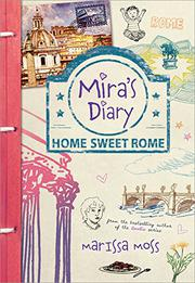 HOME SWEET ROME by Marissa Moss