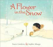 Book Cover for A FLOWER IN THE SNOW