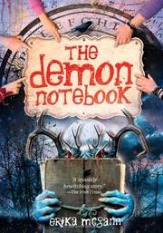 THE DEMON NOTEBOOK by Erika McGann