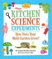 Book Cover for KITCHEN SCIENCE EXPERIMENTS