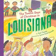 Cover art for THE TWELVE DAYS OF CHRISTMAS IN LOUISIANA