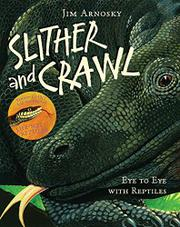 Book Cover for SLITHER AND CRAWL