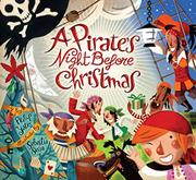 Book Cover for A PIRATE'S NIGHT BEFORE CHRISTMAS