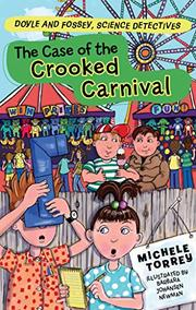 Book Cover for THE CASE OF THE CROOKED CARNIVAL