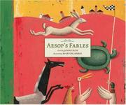 Cover art for AESOP'S FABLES
