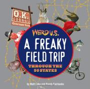 Cover art for WEIRD U.S.