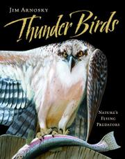 Cover art for THUNDER BIRDS