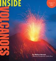 Book Cover for INSIDE VOLCANOES