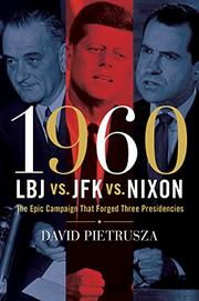 Cover art for 1960: LBJ VS. JFK VS. NIXON
