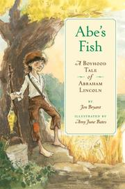 ABE'S FISH by Jen Bryant