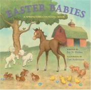 Book Cover for EASTER BABIES