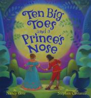 Book Cover for TEN BIG TOES AND A PRINCE'S NOSE