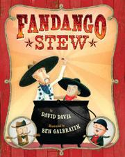 Cover art for FANDANGO STEW
