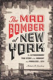 Cover art for THE MAD BOMBER OF NEW YORK