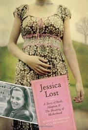 Cover art for JESSICA LOST