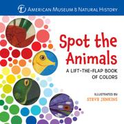 Book Cover for SPOT THE ANIMALS