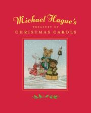 Cover art for MICHAEL HAGUE'S TREASURY OF CHRISTMAS CAROLS
