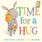 Book Cover for TIME FOR A HUG