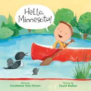 Book Cover for HELLO, MINNESOTA!