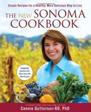 THE NEW SONOMA COOKBOOK by Connie Guttersen