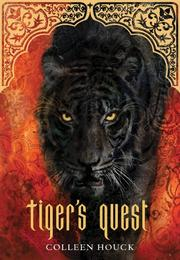 Cover art for TIGER'S QUEST
