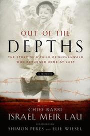 Book Cover for OUT OF THE DEPTHS