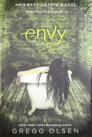 Book Cover for ENVY