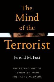 Book Cover for THE MIND OF THE TERRORIST